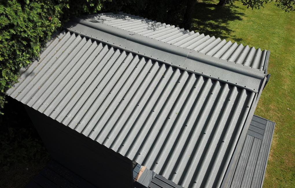 ONDULINE CLASSIC lightweight roof sheets