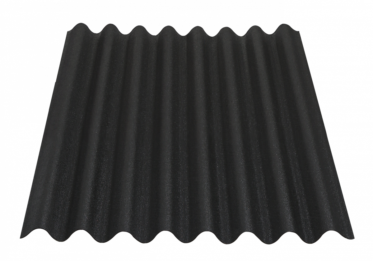 Onduline Easyline Intense Black bitumen sheet compact