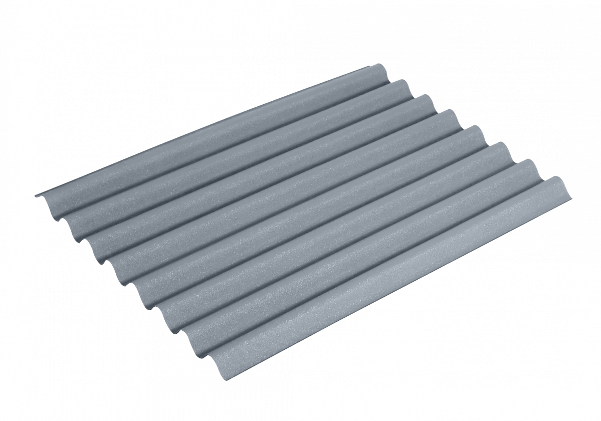 Onduline Easyline Intense Grey  Packshot
