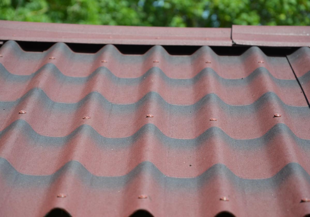 Onduline EASYSTYLE tile effect