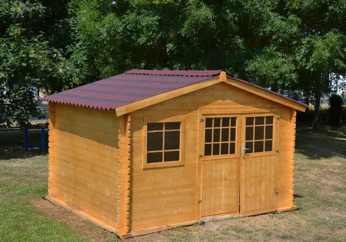Onduline EASYSTYLE for garden shed