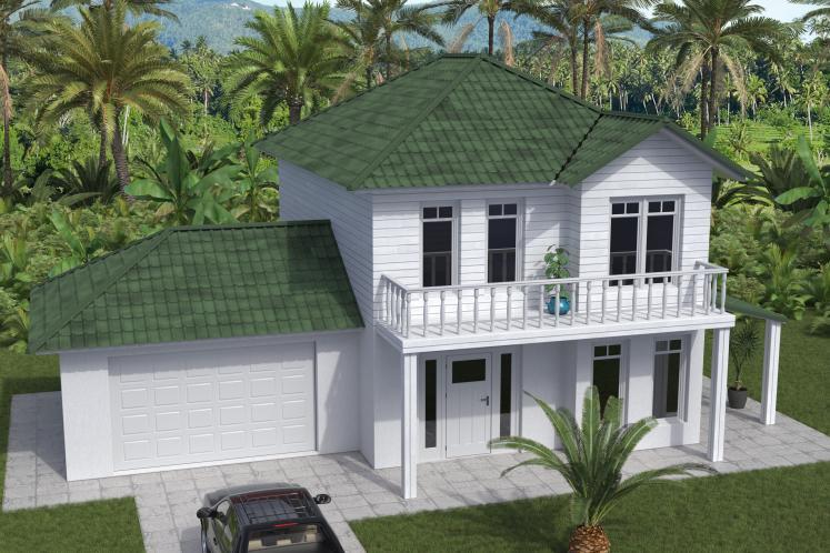 Leisure house