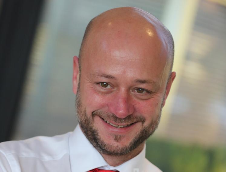 Managing Director, Paul Duffy