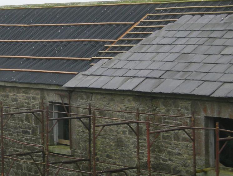ISOLINE ONDUTILE Underlays for heritage buildings