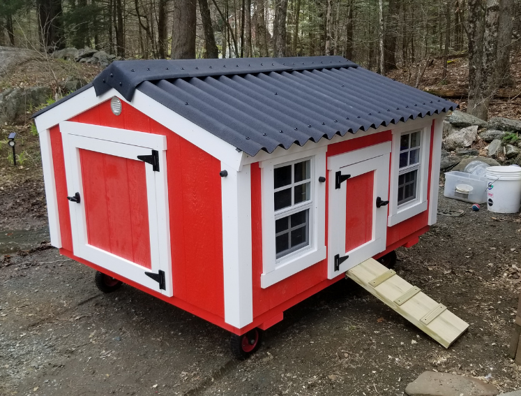 Tips for chicken coop roofing
